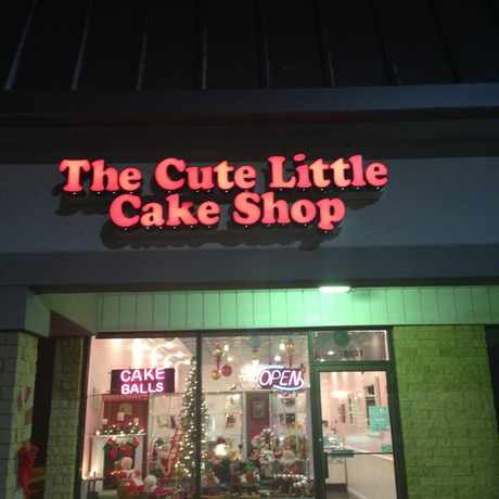 Photo of The Cute Little Cake Shop in Strongsville