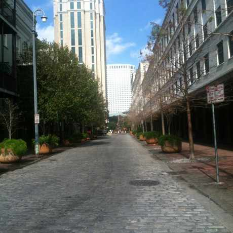 Photo of Fulton Street in Central Business District, New Orleans