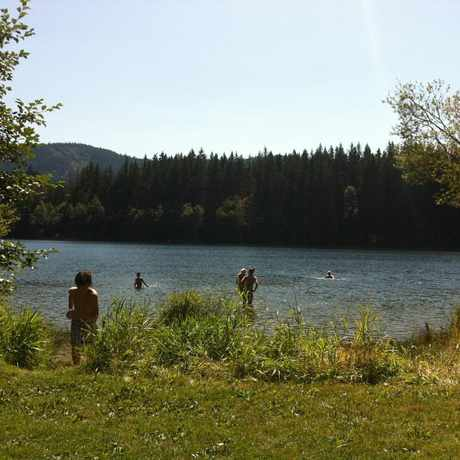 Photo of Lake Padden in Bellingham