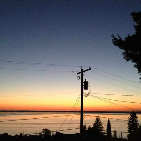 Photo of Bellingham Bay Sunset in Bellingham