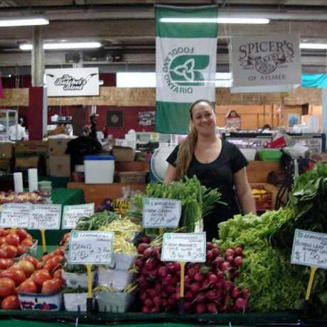 Photo of London Farmers Market in London
