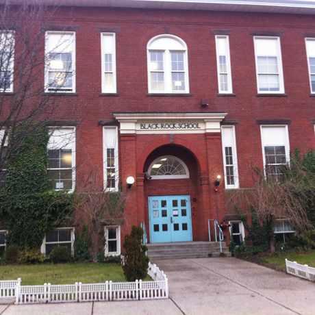 Photo of The Black Rock School in Bridgeport