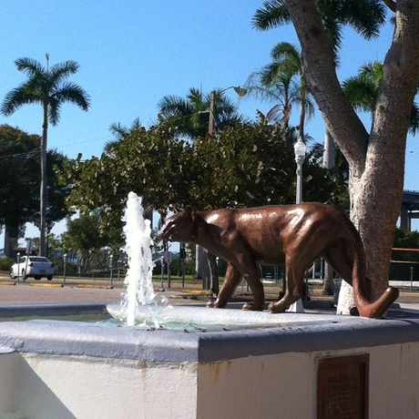 Photo of Outdoor Fountain in Fort Myers