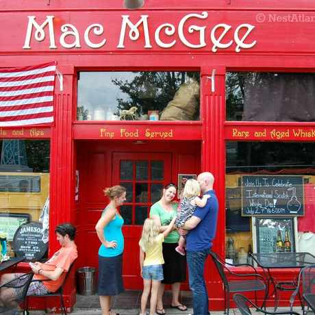 Photo of Mac McGee in Decatur