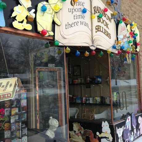 Photo of Rainbow Booksellers in Washington Heights, Milwaukee