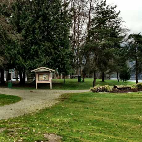 Photo of Barnet Marine Park in Burnaby