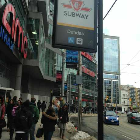 Photo of Dundas Station Toronto in Bay Street Corridor, Toronto