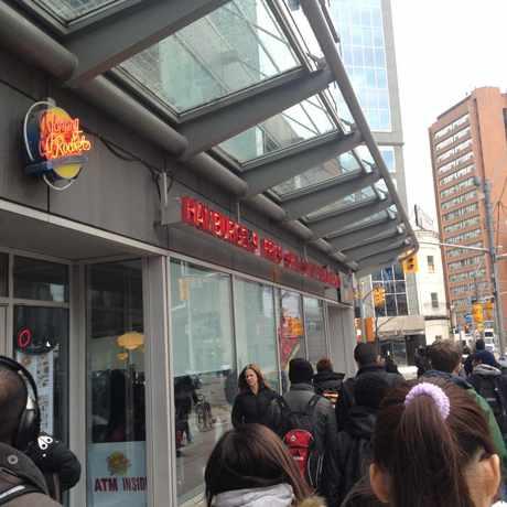 Photo of Jonny Rockets Toronto in Bay Street Corridor, Toronto