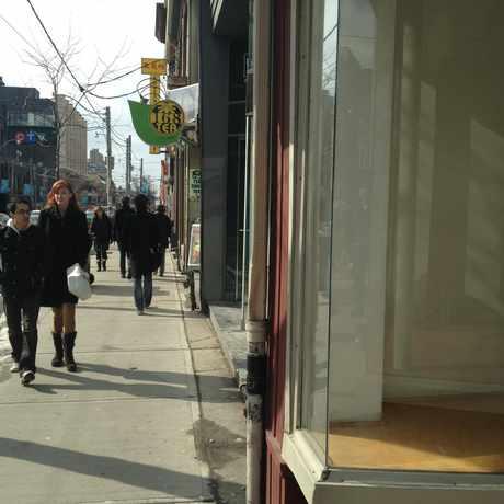 Photo of 168 Tea Shop in Waterfront Communities-The Island, Toronto