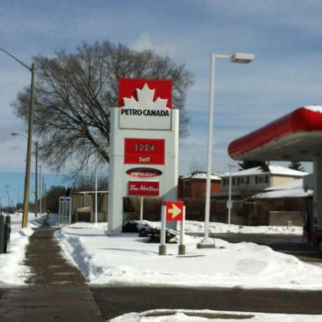 Photo of Petrocanada in York University Heights, Toronto