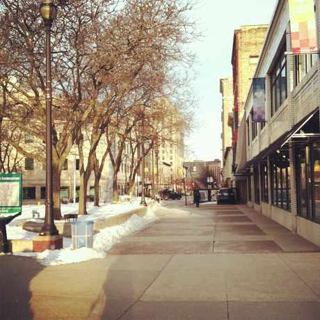 Photo of Monument Park in Heartside-Downtown, Grand Rapids