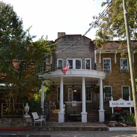 Photo of The Highland Inn in Poncey-Highland, Atlanta