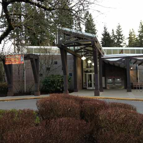 Photo of Woodinville Library in Cottage Lake