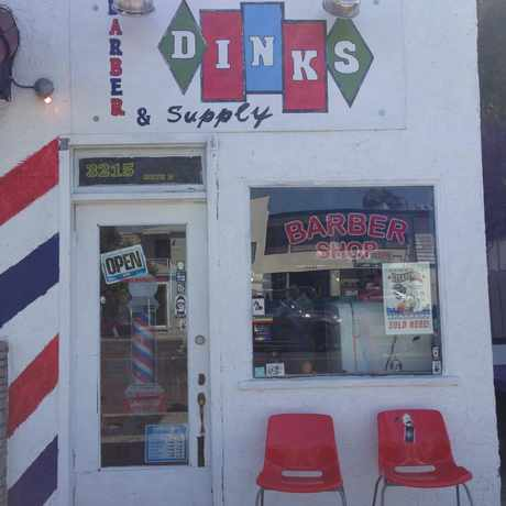 Photo of Dinks Barber And Supply in Normal Heights, San Diego
