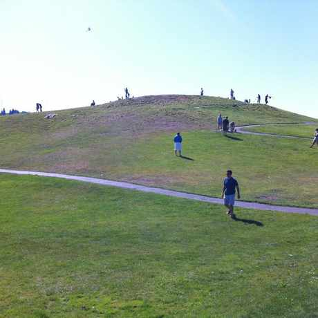 Photo of Gas Works Park in Wallingford, Seattle