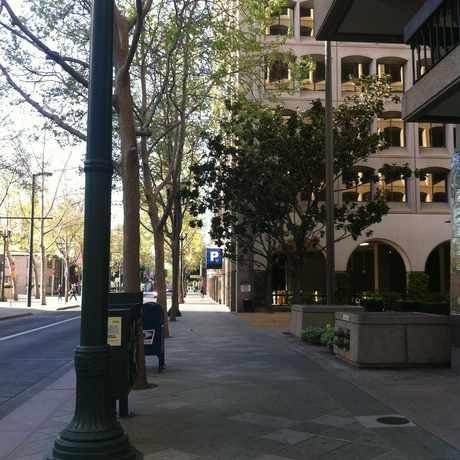 Photo of A parking garage in San Jose