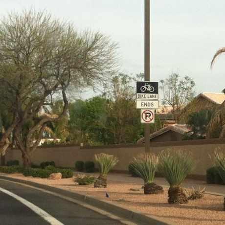 Photo of Bike Path in Mesa