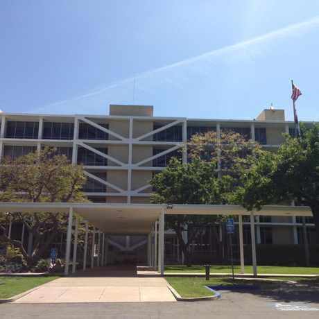 Photo of Costa Mesa City Hall in Costa Mesa