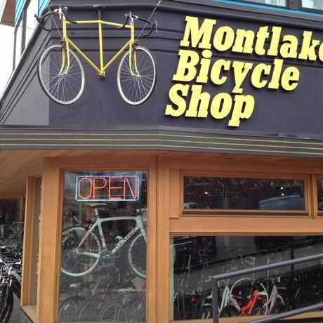 Photo of Montlake Bicycle Shop in Montlake, Seattle