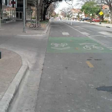 Photo of Green Street, Austin in West University, Austin