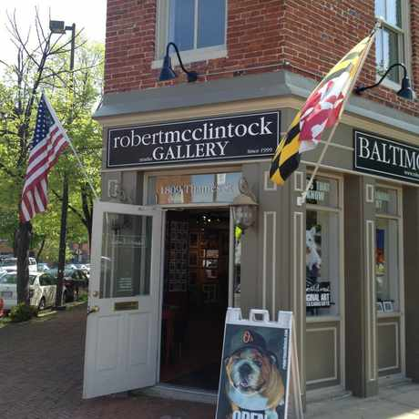 Photo of Robert McClintock Studio & Gallery in Baltimore