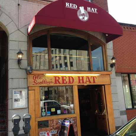 Photo of Ole Scollay Square's Red Hat in Fields Corner West, Boston