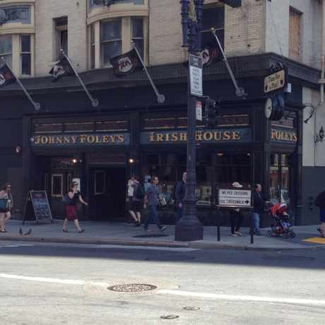 Photo of Johnny Foley's Irish House in Downtown-Union Square, San Francisco