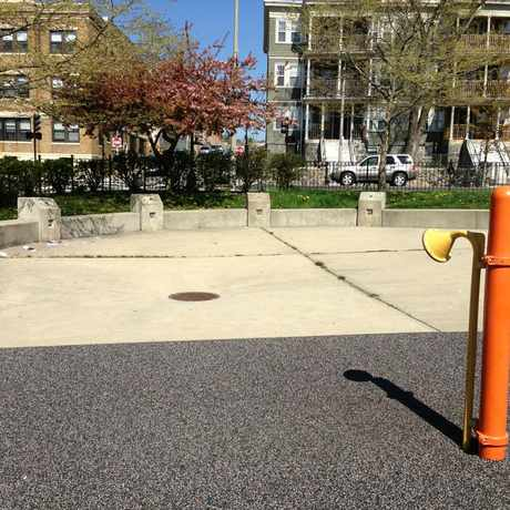 Photo of Mildred Avenue Sprinkler Park in Boston