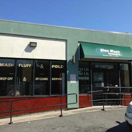 Photo of Blue Wave Laundry in Wellington Hill, Boston