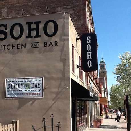 Photo of SOHO Chicken + Whiskey in Ohio City, Cleveland