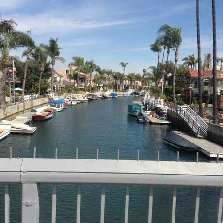Photo of Naples Plaza in Naples, Long Beach