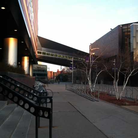 Photo of Minneapolis Community and Technical College in Loring Park, Minneapolis