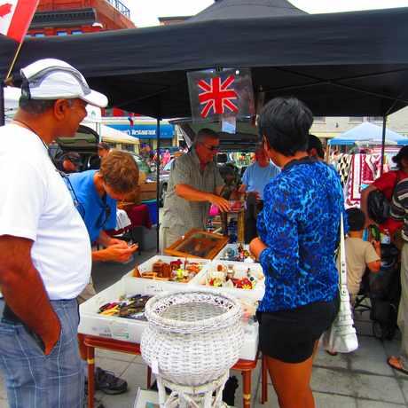 Photo of Market Square Rink in Kingston