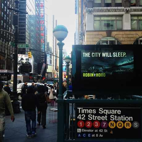 Photo of Times Square Subway Stop in Garment District, New York