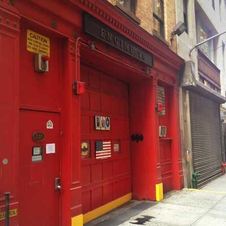 Photo of Fire Station Engine 26 in Garment District, New York