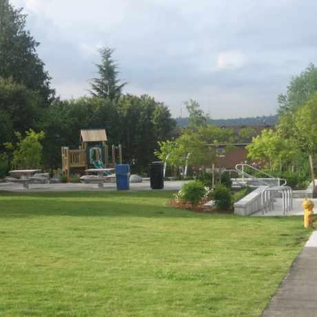 Photo of Kirke Park in Whittier Heights, Seattle