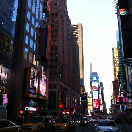 Photo of Times Sq - 42 St in Theater District, New York