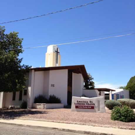 Photo of American Ev Lutheran Church in Sam Hughes, Tucson
