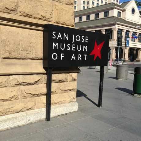 Photo of San Jose Museum of Art in Downtown, San Jose