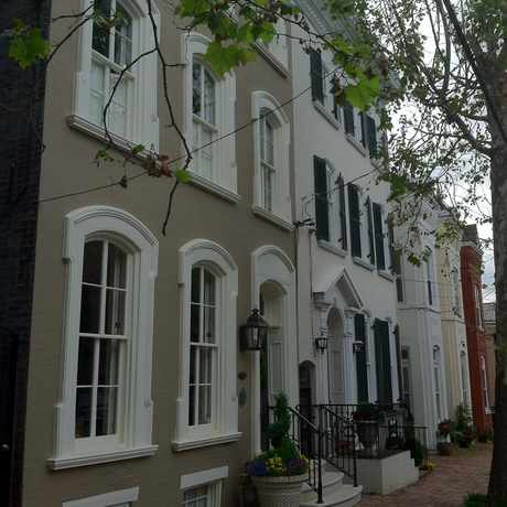 Photo of Rowhouses in Alexandria