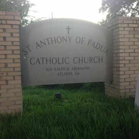 Photo of St. Anthony Of Padua Catholic Church in West End, Atlanta