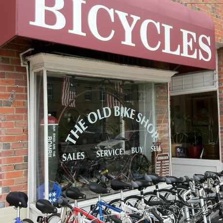 Photo of The Old Bike Shop in Lyon Park, Arlington