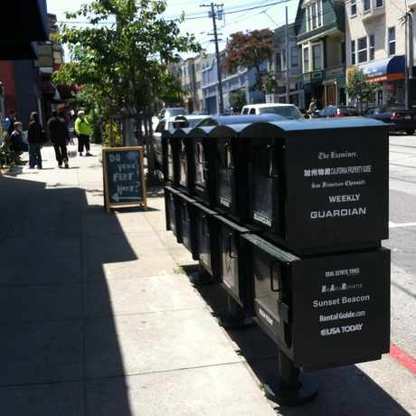Photo of 9th Ave & Irving St in Inner Sunset, San Francisco