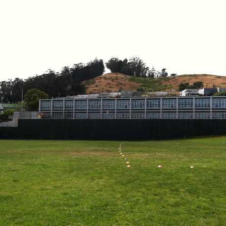 Photo of Miralona Playground in Miraloma Park, San Francisco