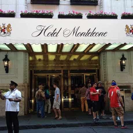 Photo of Hotel Monteleone, New Orleans in French Quarter, New Orleans