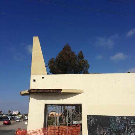 Photo of Corner of Adams Avenue and Boundary Street in North Park, San Diego
