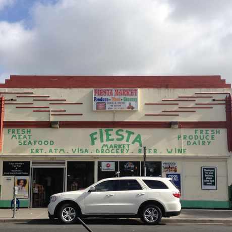 Photo of Fiesta Market in North Park, San Diego