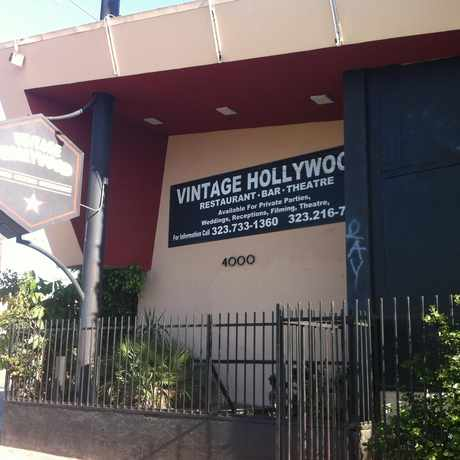 Photo of Vintage Hollywood in UNNC, Los Angeles