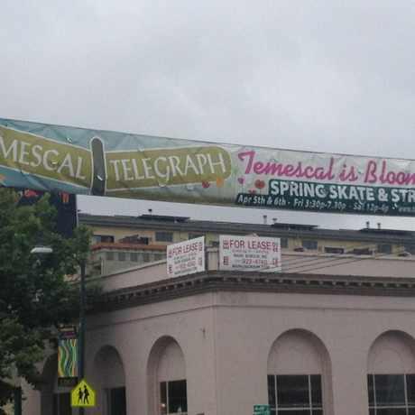 Photo of Telegraph Av:49th St in Temescal, Oakland