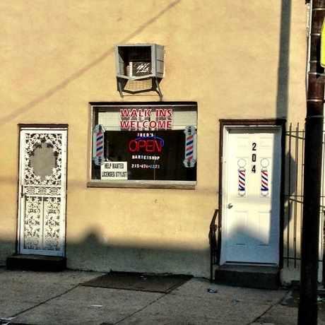 Photo of Fred's Barber Shop in Haddington, Philadelphia